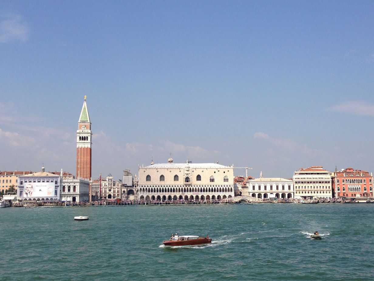 Padua Verona Italy Three Cities Venice