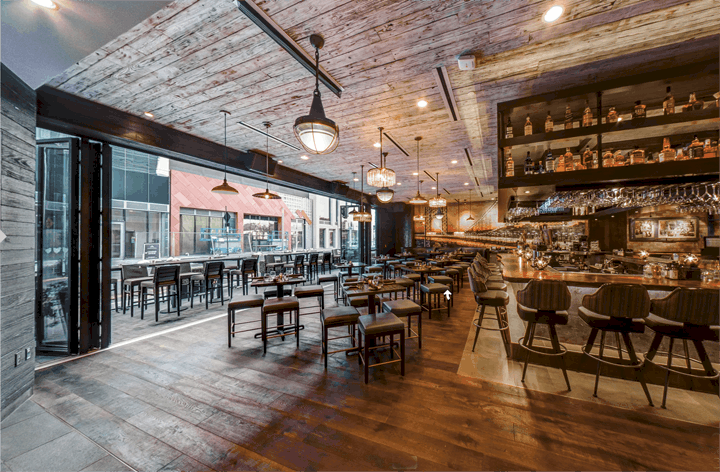 City Perch Kitchen Bar In Fort Lee Hi Class Living Magazine